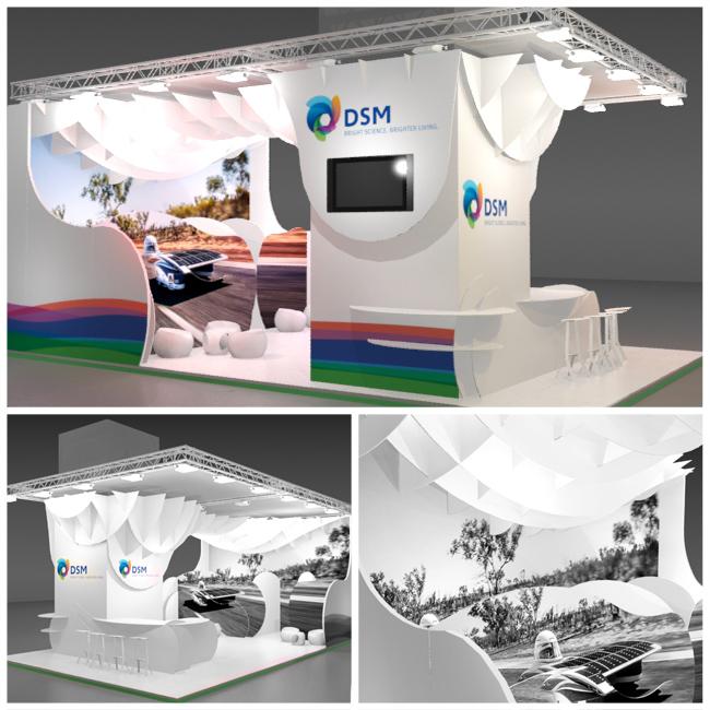 Dsm Keukens Locatie : DSM Resins B V glooow com Standbouw + Interieur
